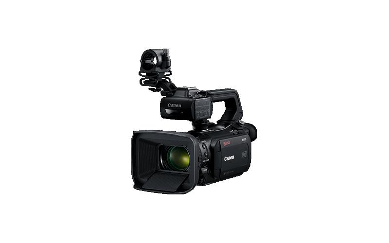 Canon представила три профессиональных видеокамеры серии XA6