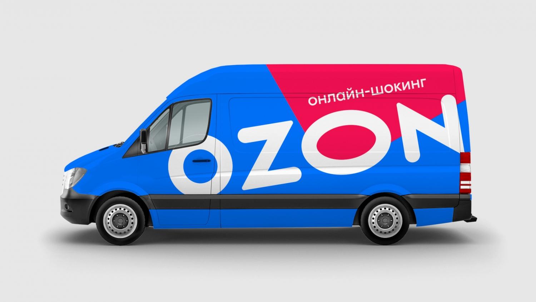 Ребрендинг Ozon: от нового логотипа до курьеров и автомобилей4