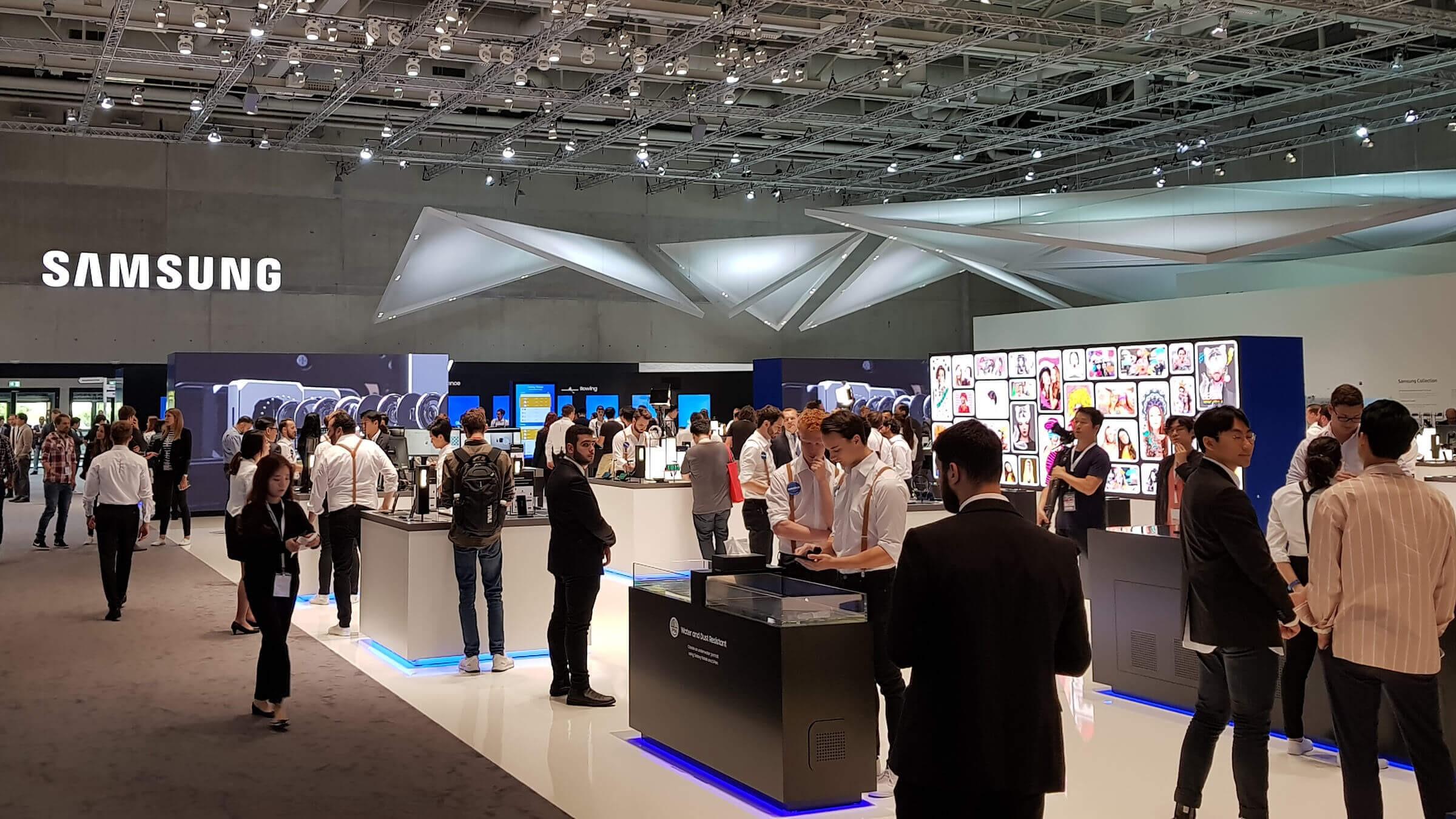 Samsung на IFA 2018: 8K TV, SmartThings и бытовая техника