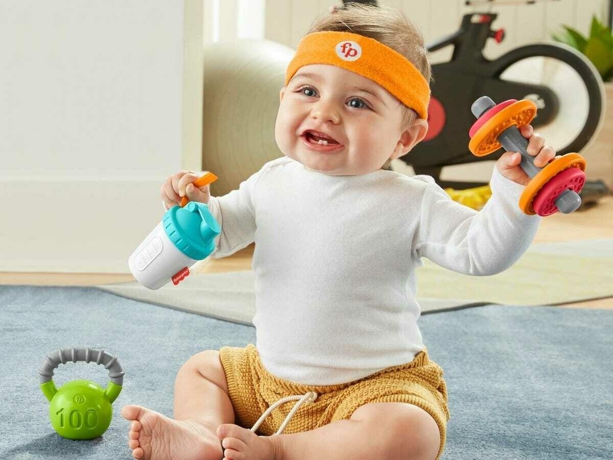 Fisher-Price выпустила игрушки для детей на тему пандемии и удалёнки2