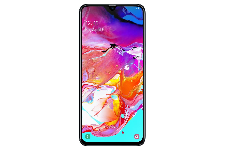Samsung представила смартфоны Galaxy A40 и A705