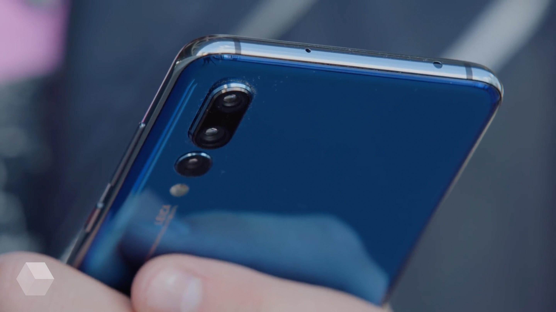 Новый рендер Huawei P30 Pro с 10-кратным оптическим зумом