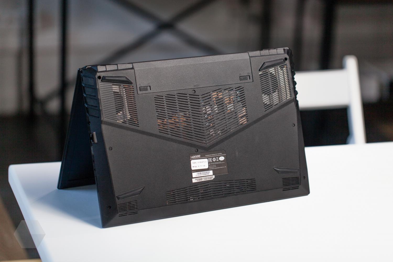 Обзор игрового ноутбука Hasee K670E-G6T3 V2.0: доступный зверь4