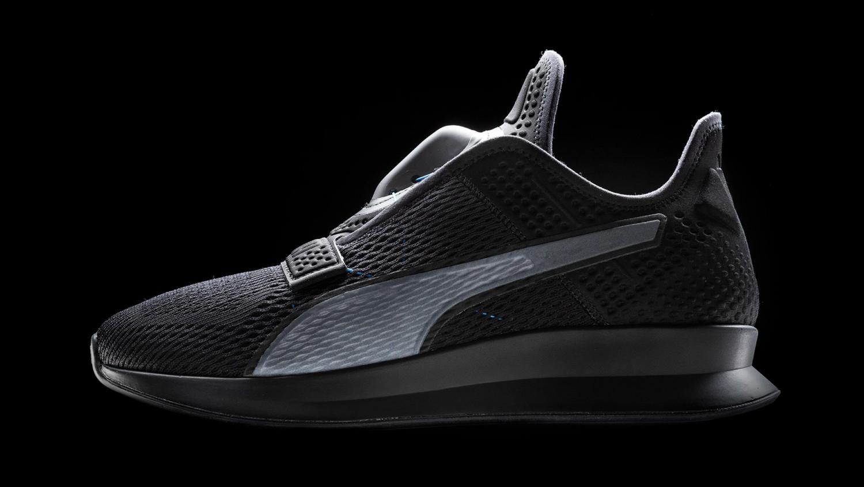 Puma Fit Intelligence: умные кроссовки с управлением натяжения шнурков