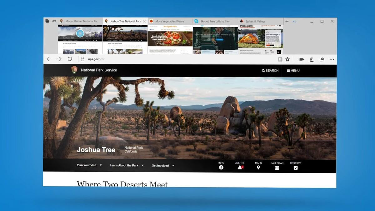 Microsoft Edge получит поддержку расширений Chrome