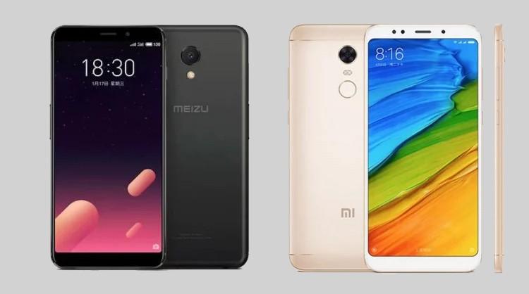 Meizu M6s и Redmi 5: кто лучше?