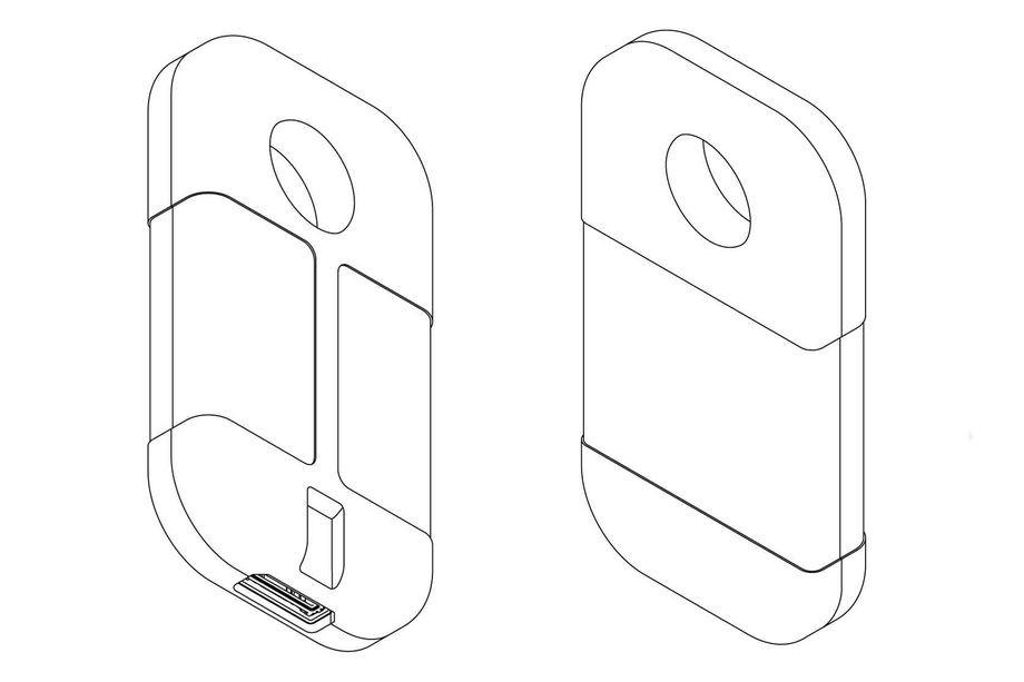 Sony запатентовала дизайн нового игрового картриджа1