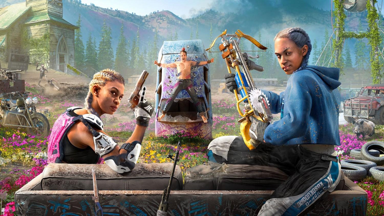 Все части Far Cry со скидками до 85% в Steam