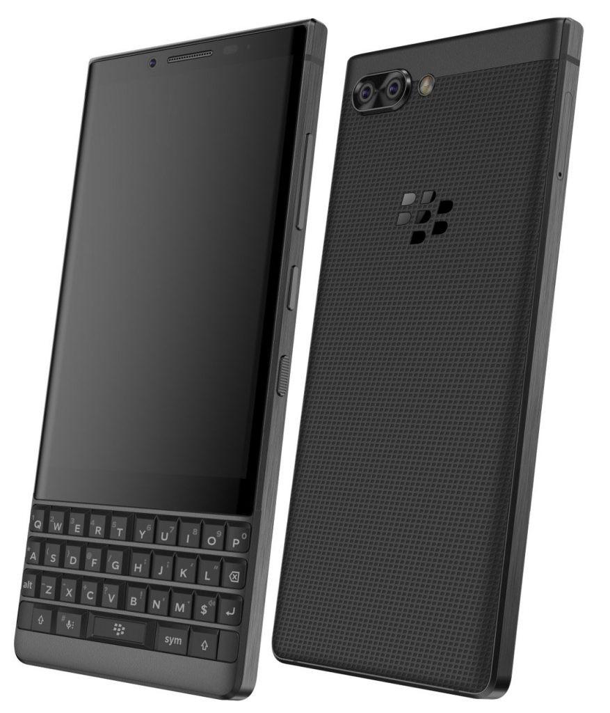 Новый смартфон BlackBerry Athena появился на рендерах2