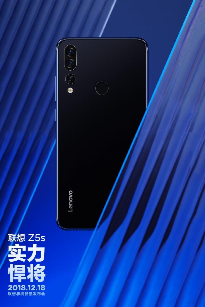 Постеры Lenovo Z5s демонстрируют цветовые варианты смартфона2