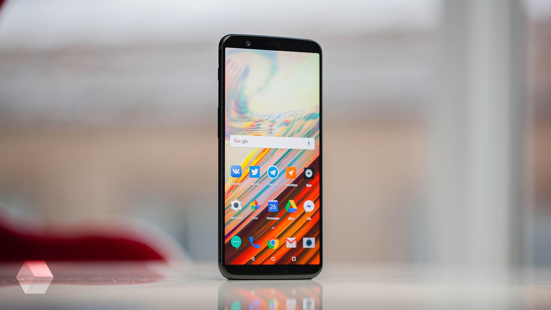 OnePlus 5 и 5T получили бета-версию Android Pie
