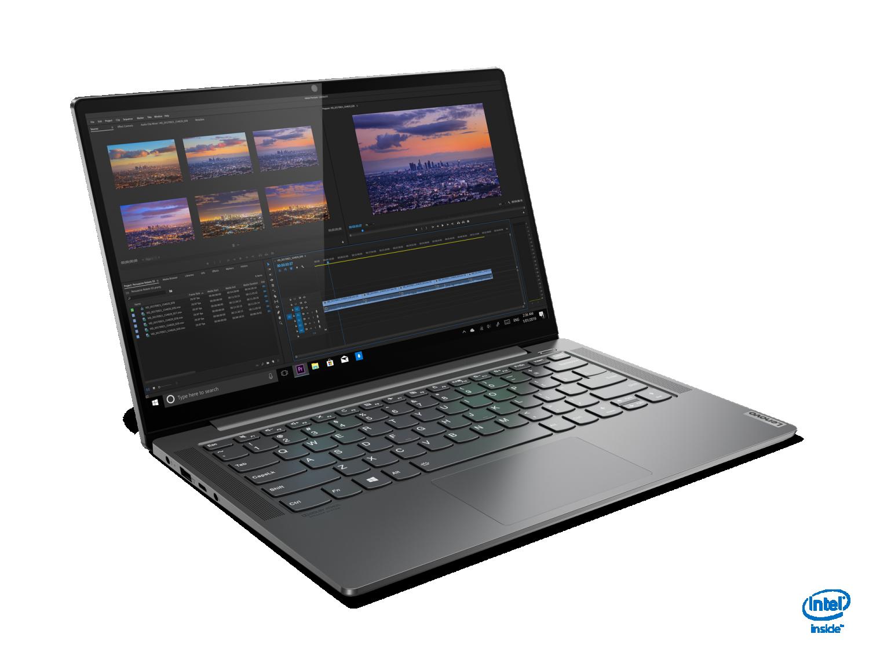 Премиум-ноутбук Lenovo Yoga S740 анонсирован для России2
