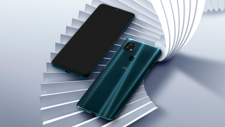 В России начались продажи ZTE Blade 20 Smart с NFC и ёмким аккумулятором