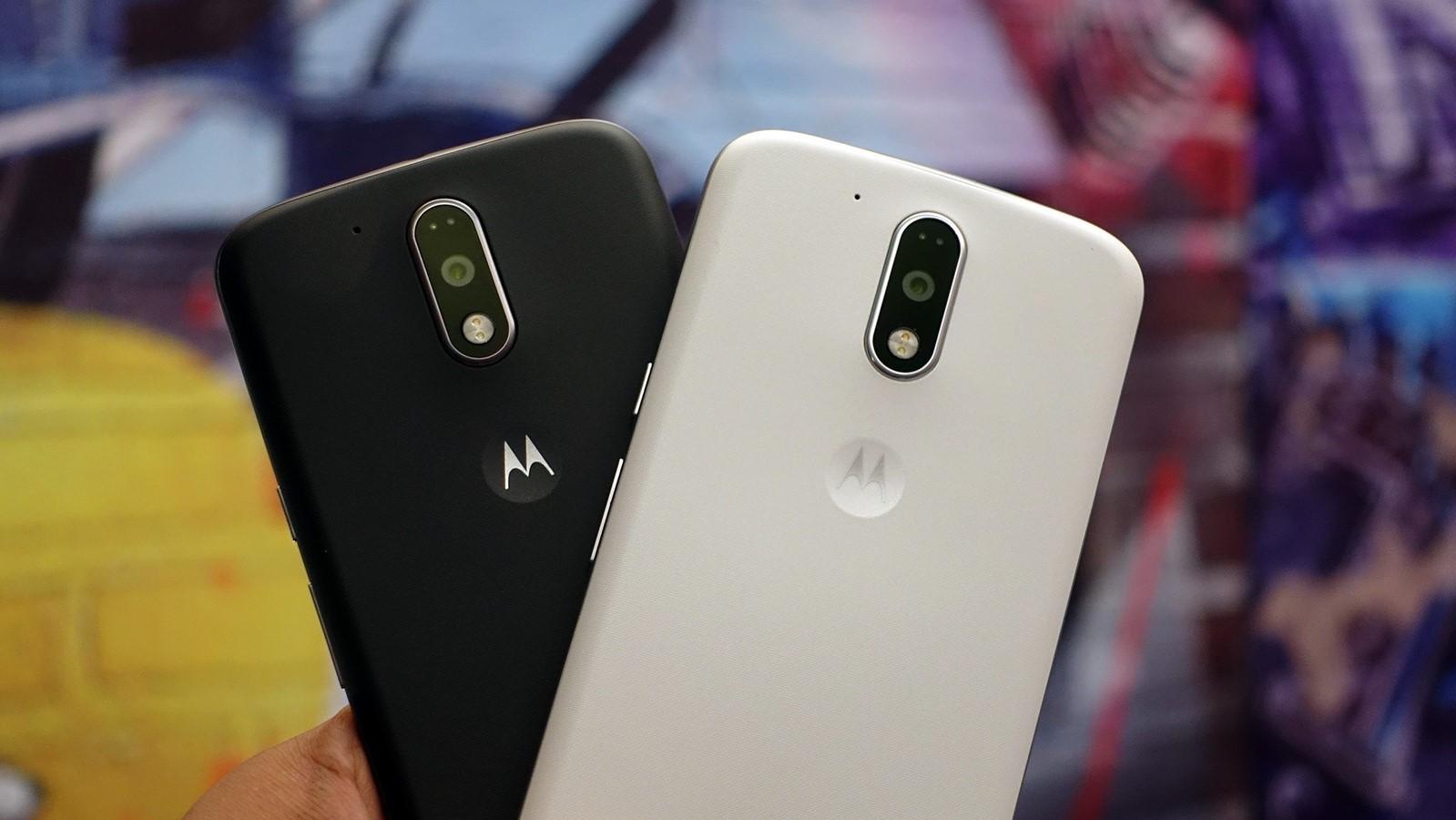 Moto G4 и Moto G4 Plus скоро получат апдейт до Android Oreo
