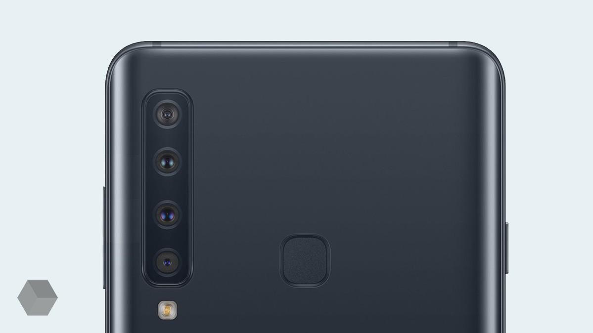 Зачем Galaxy A9 Star четыре камеры сзади?