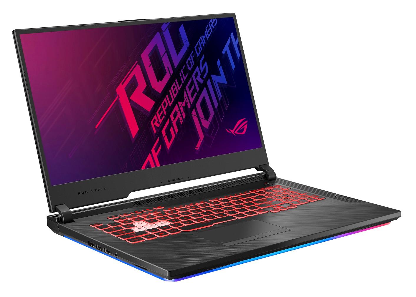 Новые игровые ноутбуки Asus ROG стали доступны в России12