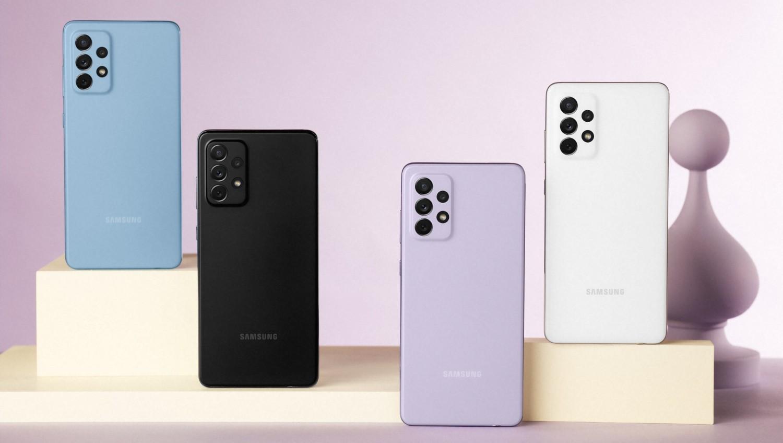 Представлены Samsung Galaxy A52 и A72: обновлённый дизайн, экран до 120 Гц  и поддержка 5G - Rozetked.me