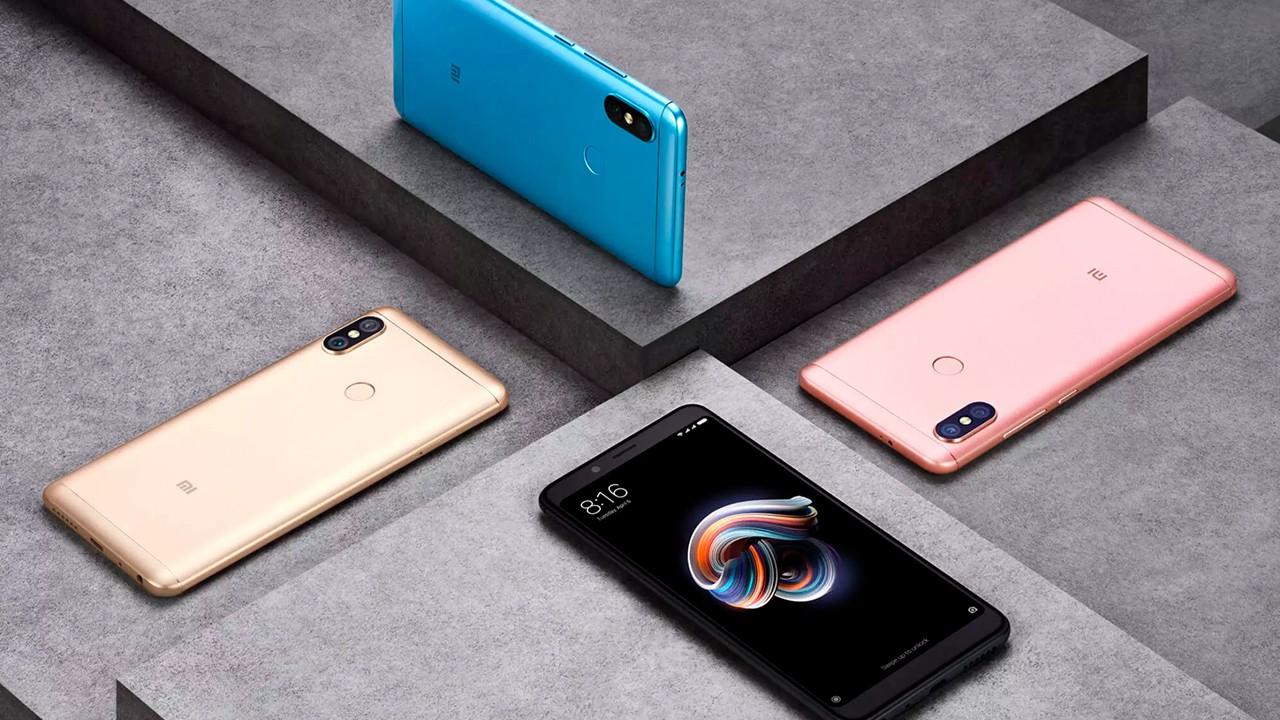 Две новинки Xiaomi — Redmi Note 5 и 5 Pro