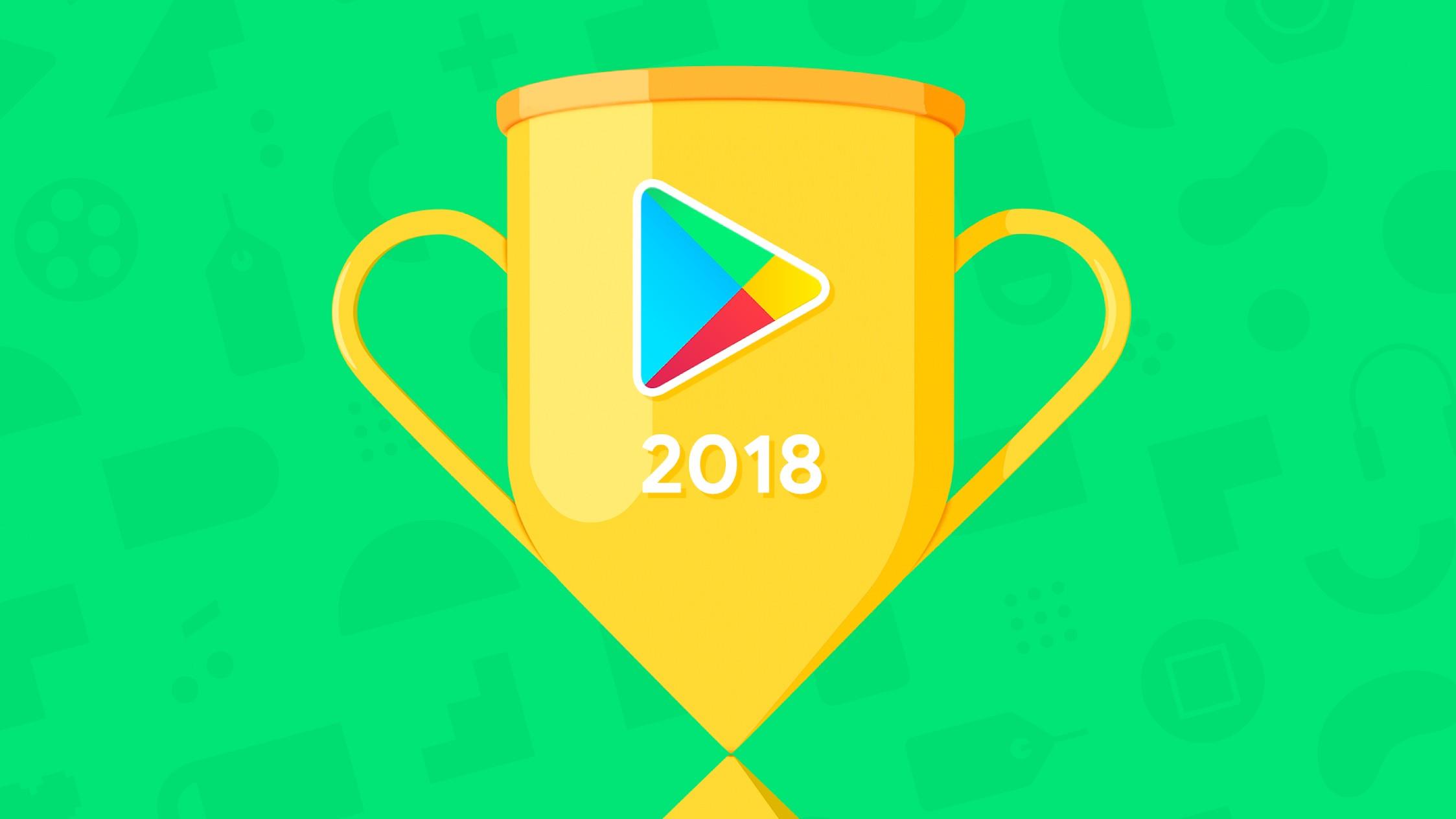 Google назвала лучшие приложения и игры за 2018 год