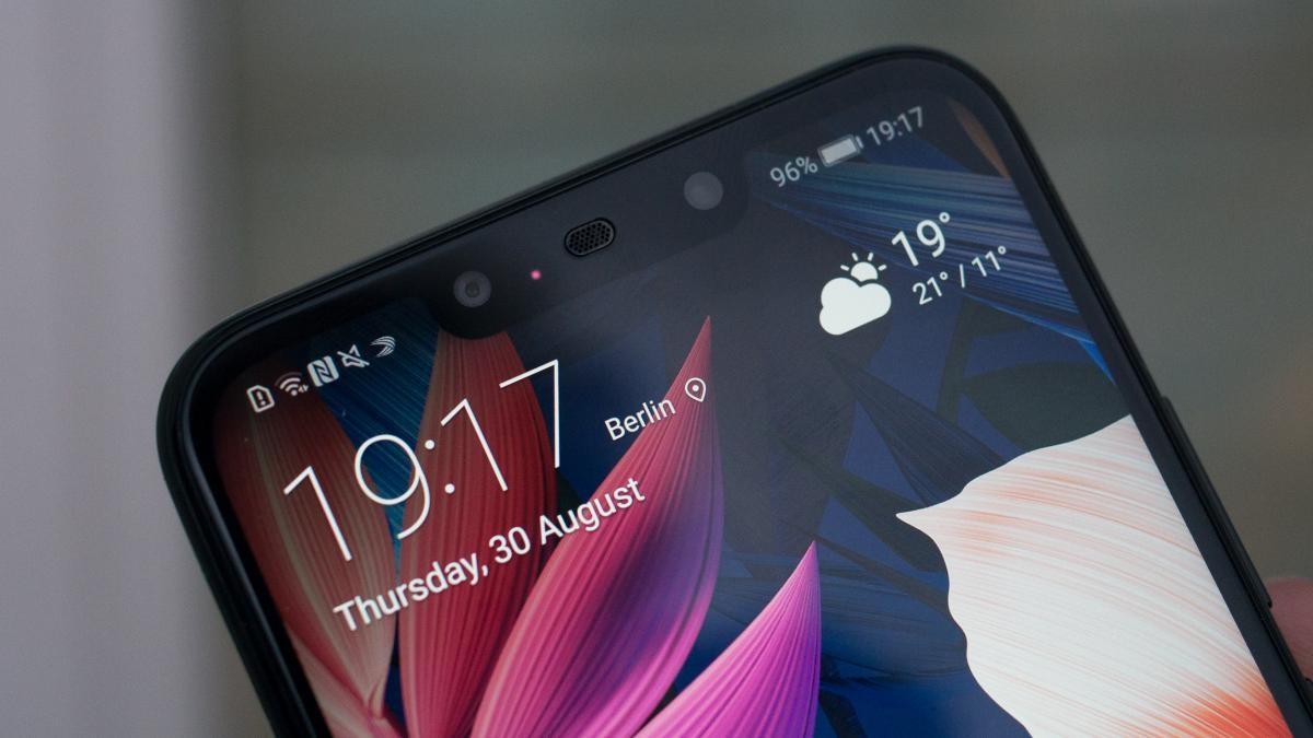 Huawei Mate 20 Lite оснащён четырьмя камерами с AI4
