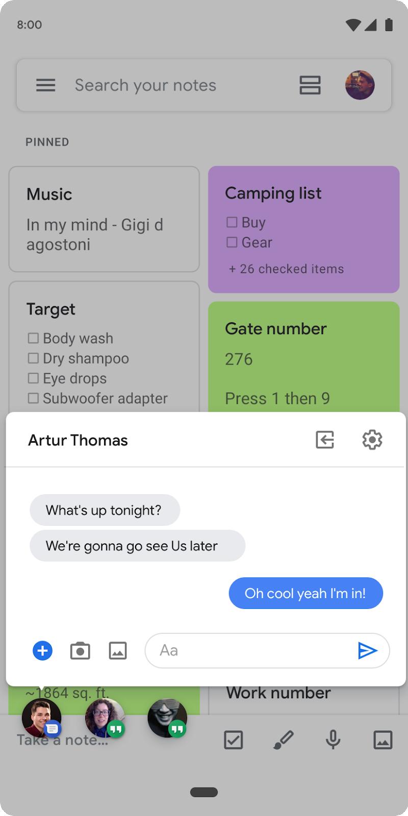 Android Q Beta 2: приложения в виде «пузырьков» и эмулятор складных экранов1