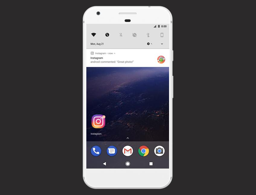 Функция из Android Oreo появится в Chrome OS1