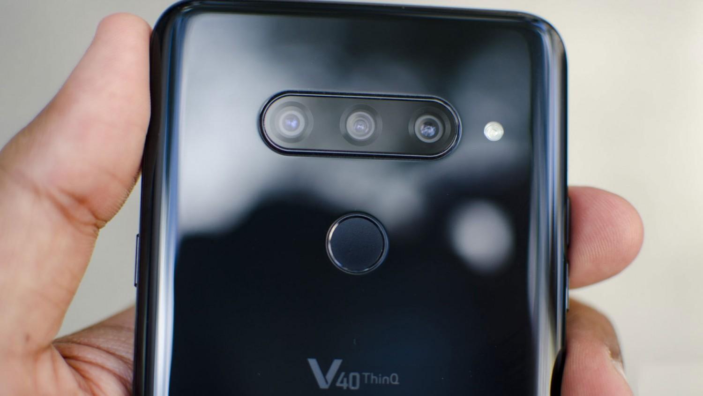 LG V40 ThinQ в рейтинге DxOMark сравнялся с iPhone 8 Plus