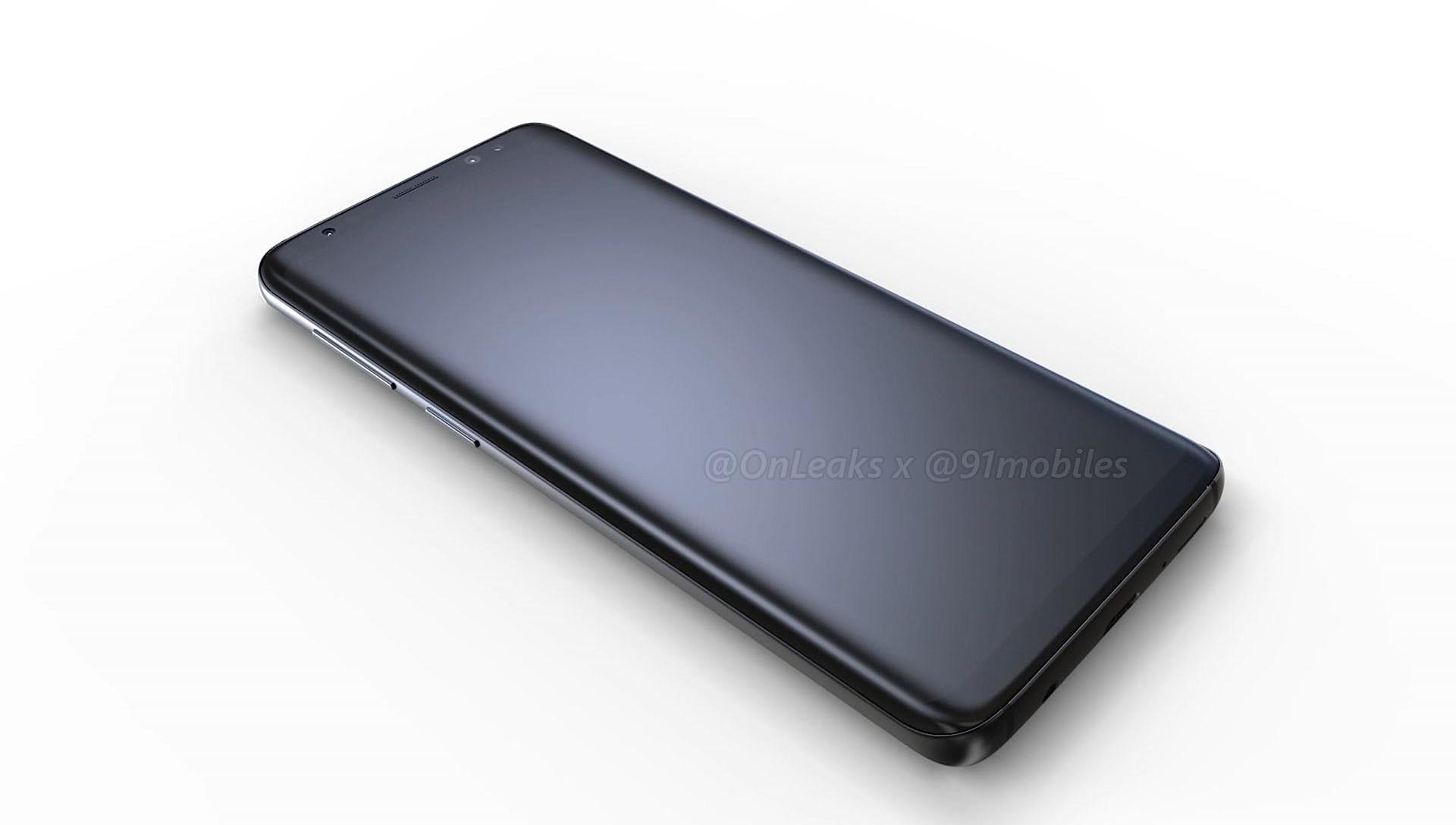 Как будет выглядеть Samsung Galaxy S9