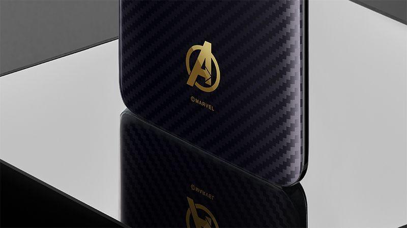 Представлена специальная версия OnePlus 6 Avengers Edition