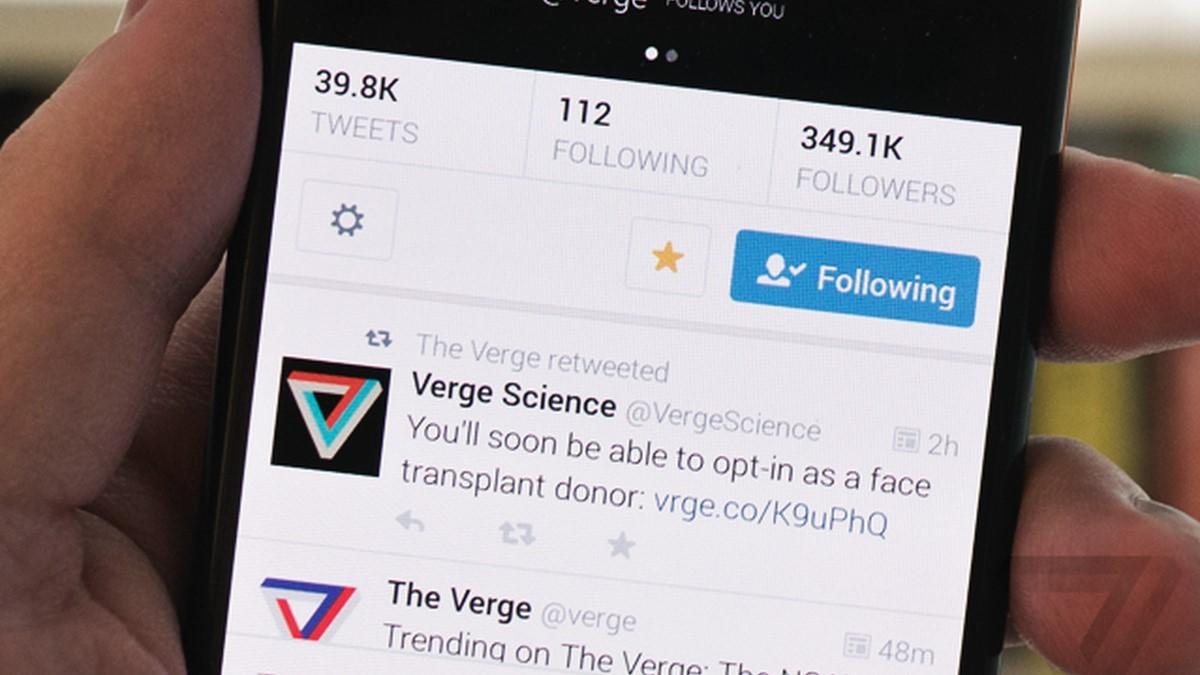 Twitter тестирует нижнюю навигационную панель в приложении для Android