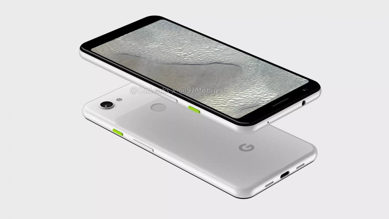 Новые подробности о Google Pixel 3 Lite и 3 Lite XL5