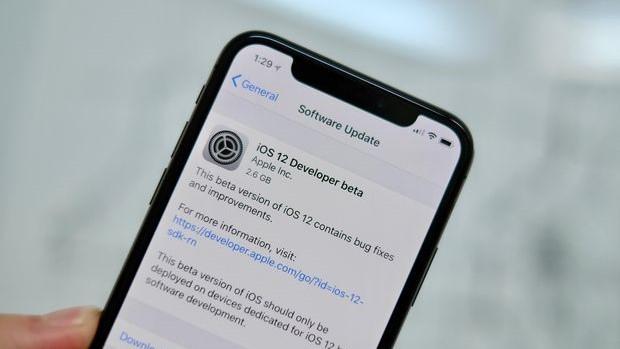 Опубликована первая публичная бета-версия iOS 12