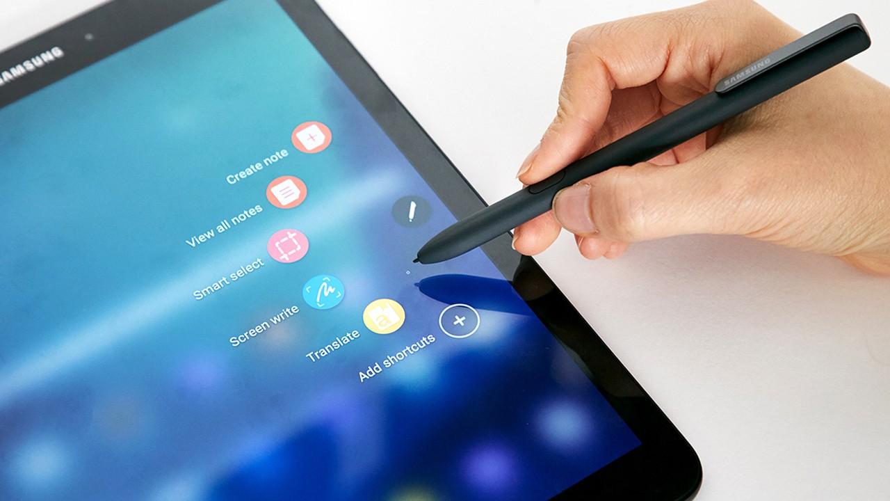 Samsung может представить планшет Galaxy Tab S4 на MWC 2018
