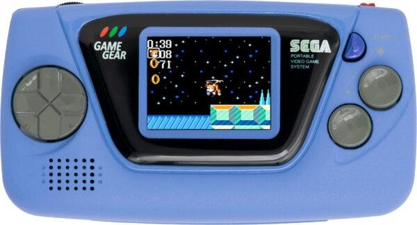 Sega анонсировала Game Gear Micro — ремейк портативной консоли Game Gear2