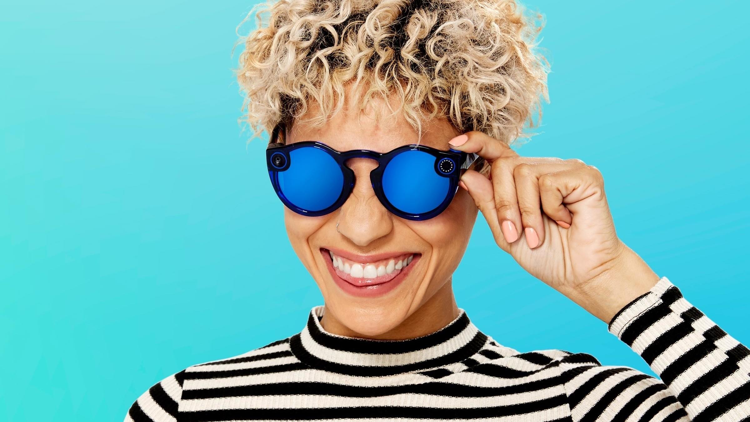 Tencent выпустит конкурента смарт-очкам Snap Spectacles