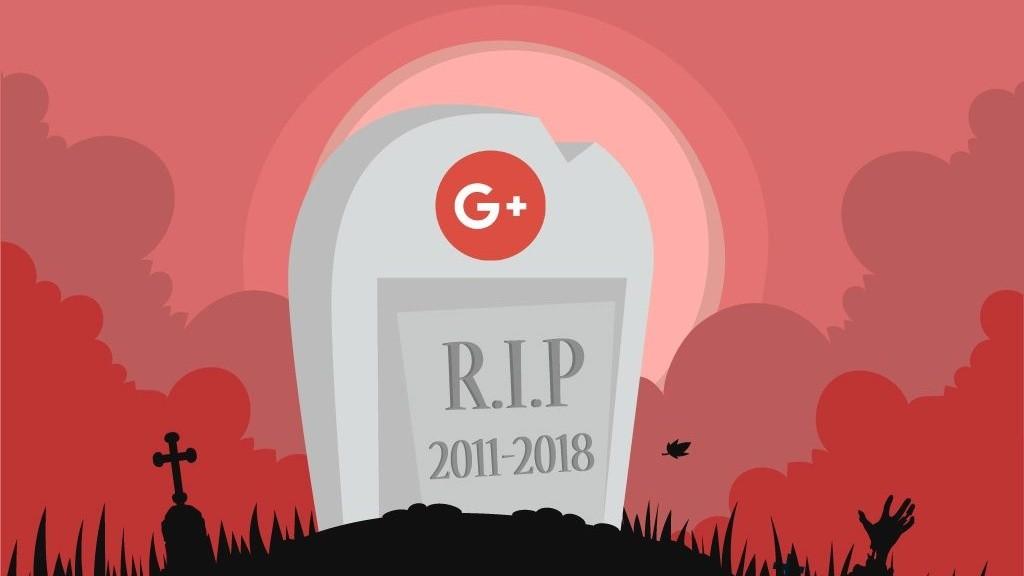 Google+ официально закрыт