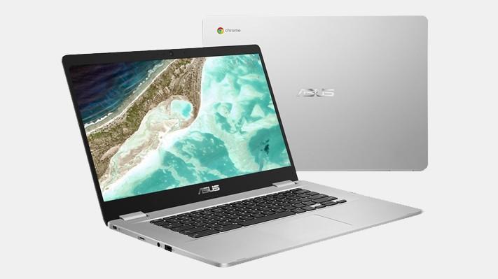 Представлен ASUS Chromebook C523 с 15-дюймовым экраном