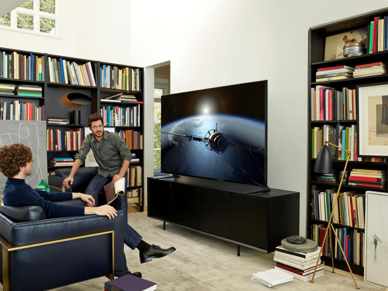 Samsung представила новые QLED-телевизоры с искусственным интеллектом для России3