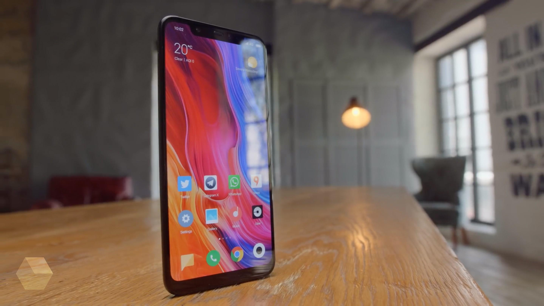 Xiaomi улучшит качество фотографий Mi 8 и Mi MIX 2S