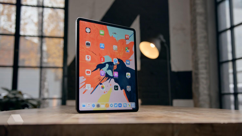 Обзор iPad Pro 2018 — самый крутой iPad11