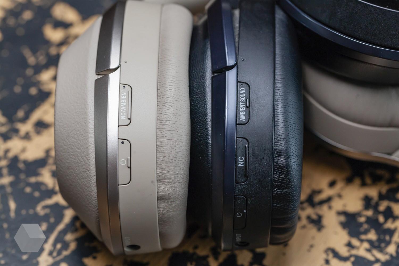Наушники с шумоподавлением Sony MDR-1000X и WH-1000XM2 — какие лучше?11