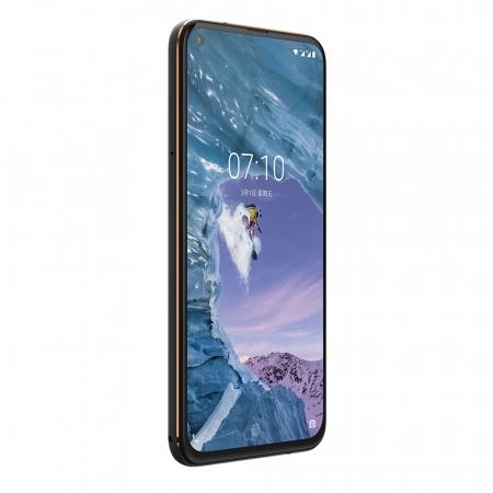Nokia X71: с отверстием в дисплее и тройной камерой2