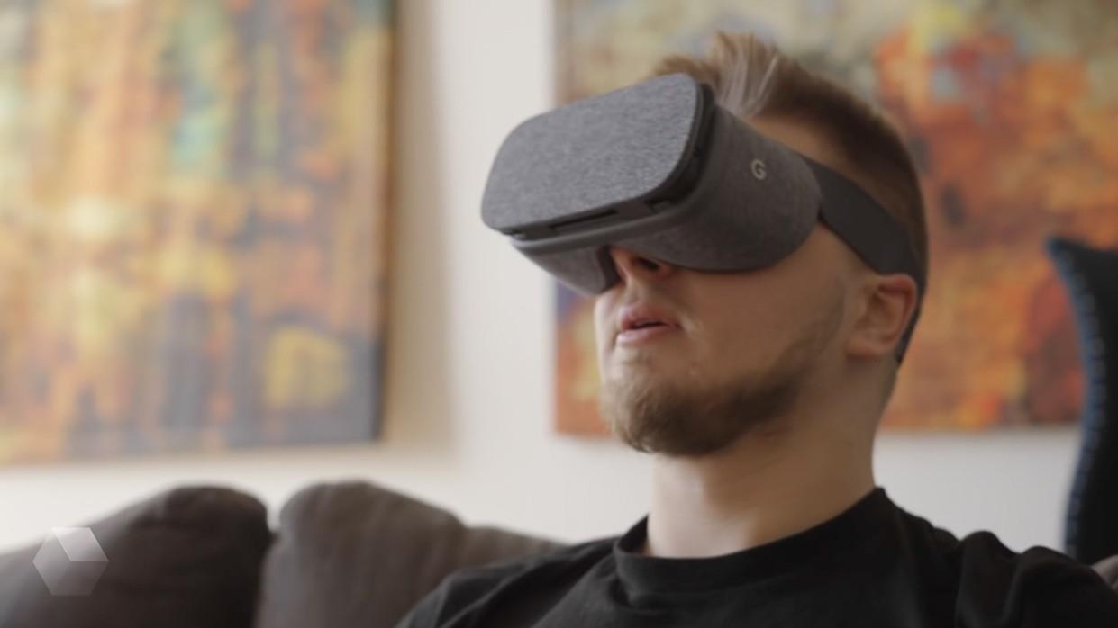 Google готовит сверхчёткий дисплей для VR-очков