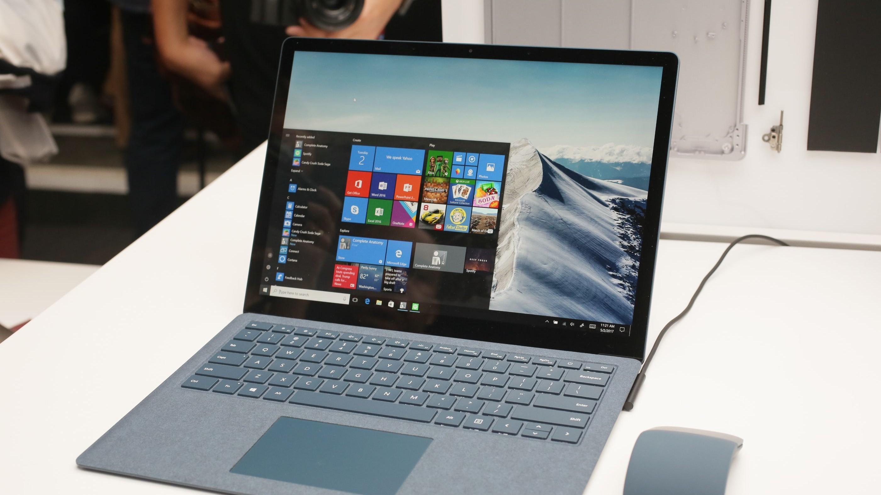 Обновление Windows 10 April 2018 выйдет на следующей неделе