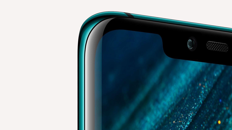 Huawei Mate 30 Pro: рендеры и фото лицевой панели