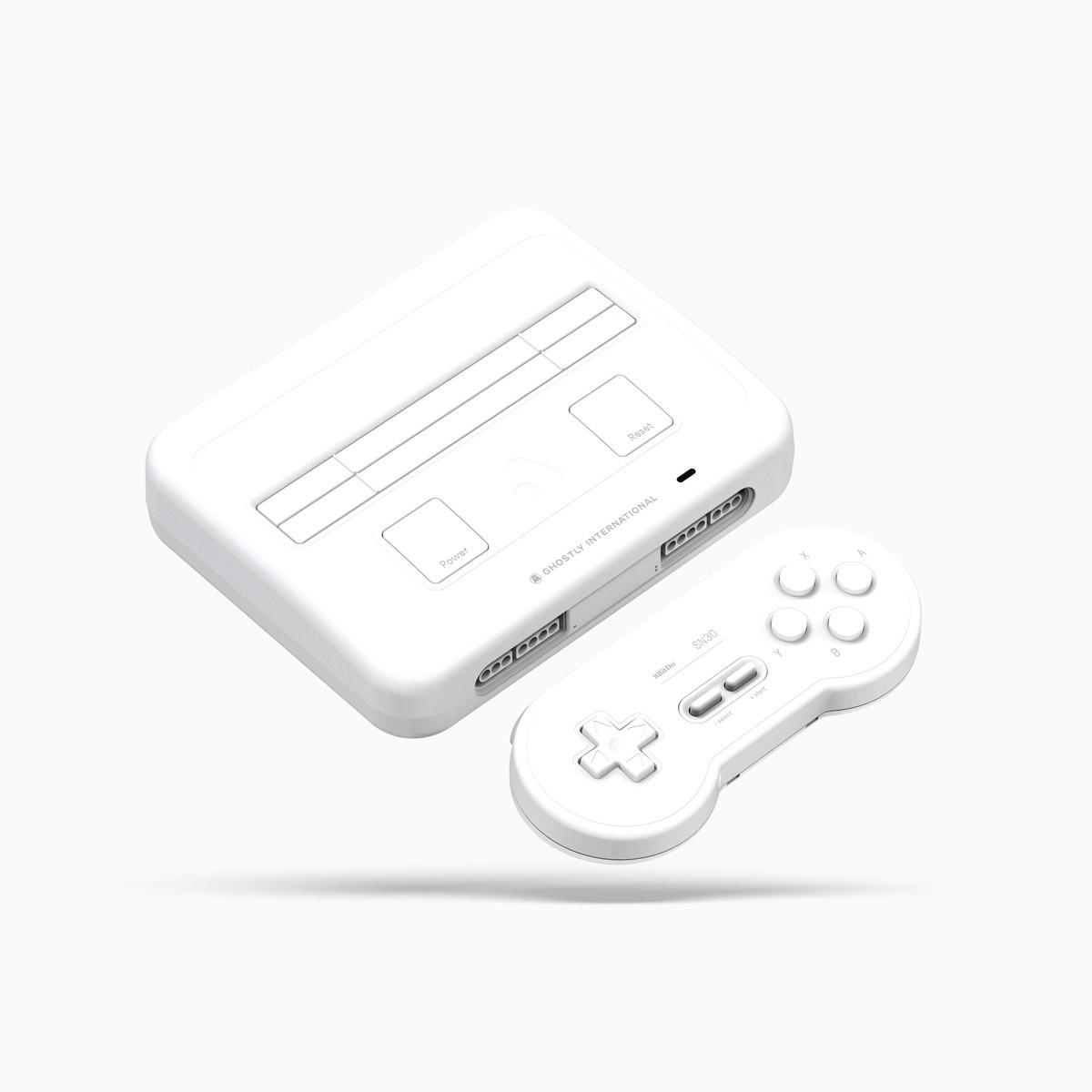 Лимитированная SNES от Analogue с кастомными звуками от артистов Ghostly1