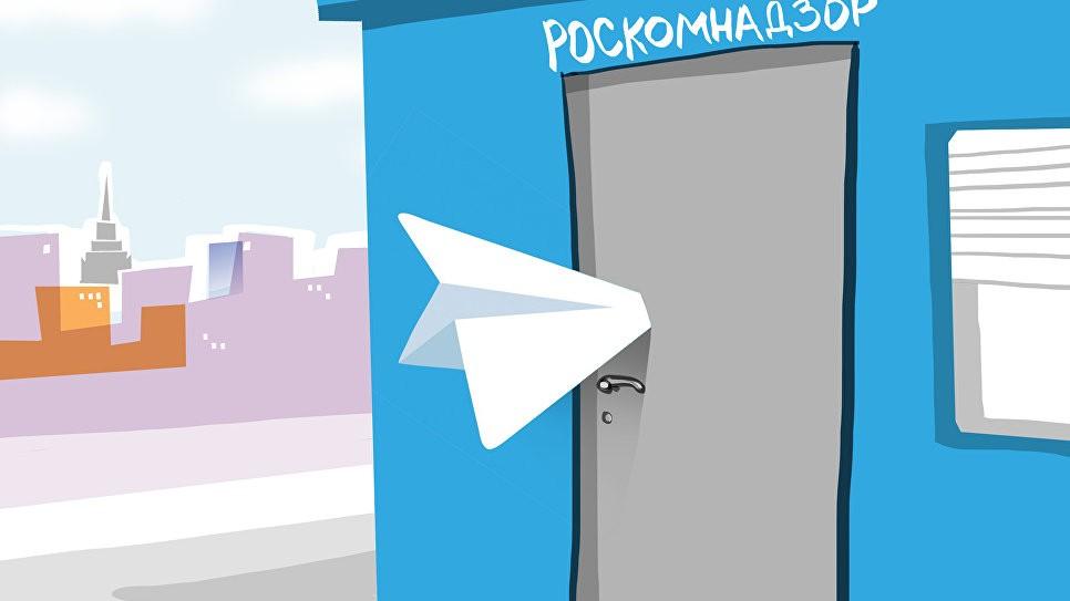 Заблокировать Telegram посредством блокировки IP-адресов невозможно