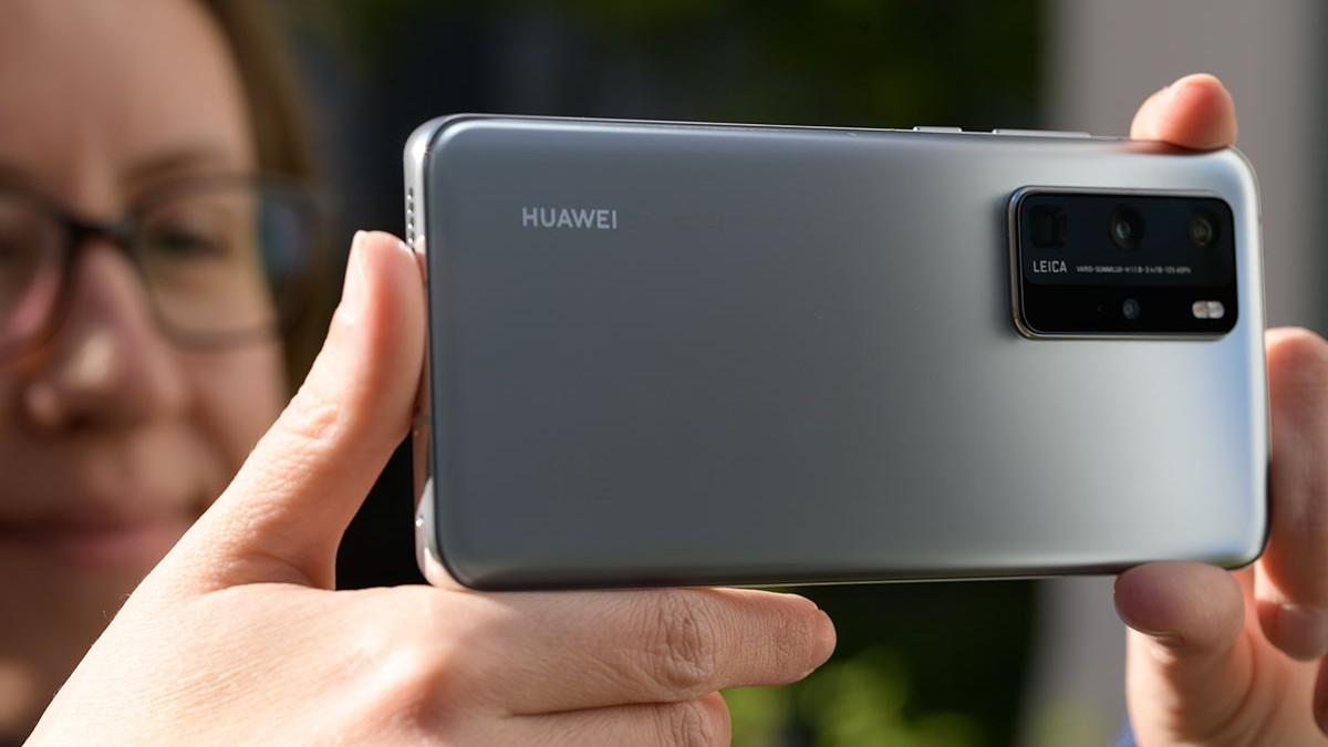 Huawei P40 Pro занял первую строчку в рейтинге DxOMark