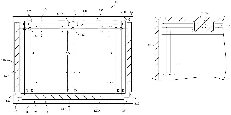 Новый патент Apple иллюстрирует iPad с вырезом под камеру1