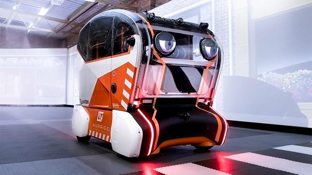 Jaguar Land Rover предложил наделить беспилотники глазами